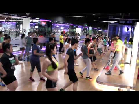 California Fitness & Yoga Centers - LesMill Relaunch - Sh'bam 18 at PICO Club