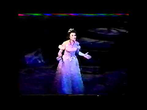 Laura Benanti - On The Steps of the Palace