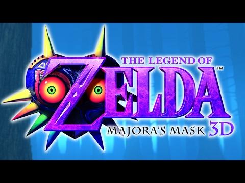 Majora's Mask Retrospective (3D Zelda)