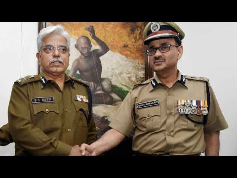 Delhi Police Commissioner was appointed as Alok Kumar Verma || Breaking News|| Exclusive||
