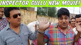 GULLU DADA AND AKBAR BIN TABBAR COMEDY ON SETS..!!