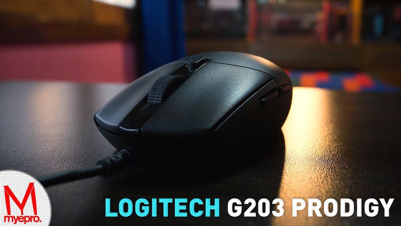 Mouse Gamer Logitech G203 Prodigy 8000 Dpi Rgb Logg