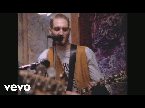 Pauly - 1995 LAYNE STALEY Mad Season live footage I Don't Know Anything