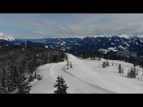Mavic Air 4k Winter Aufnahmen Von Filzmoos 2020 | Peter Müller