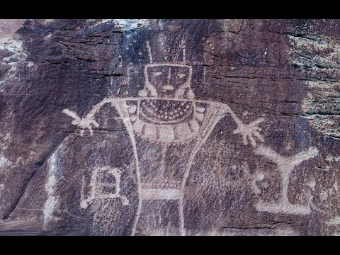 Ancient Annunaki Petroglyphs In New Mexico - Cosmic Catastrophe - Rewriting  Of Ancient History