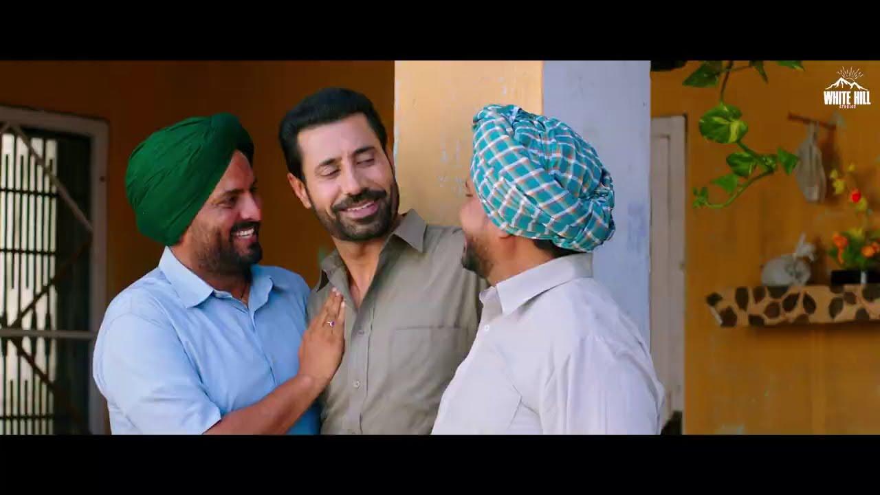 Harna Jitna Rabb De Wass    Binnu Dhillon   Punjabi Comedy Movie 2021   Funny Punjabi Movie 2021