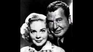 Phil Harris / Alice Faye radio show 5/21/50 Driver