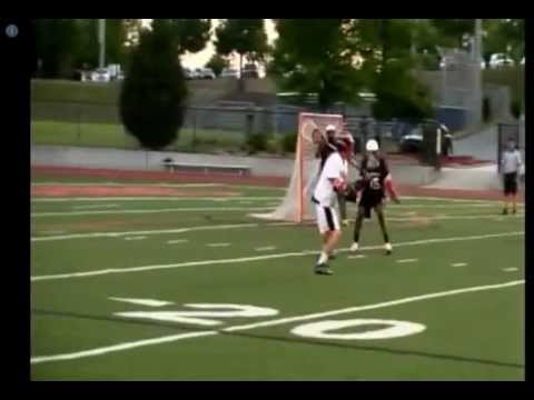 Matthew Fletcher Johnson Lacrosse Highlights 2012 Sophmore Season - Varsity