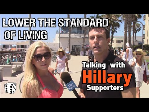 Hillary Supporters Hope She