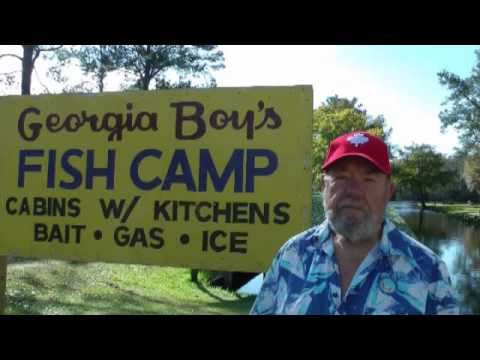 Georgia Boys Fish Camp Nov. 2015