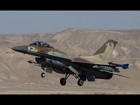 Israeli Air Force Shoots Down Drone