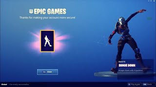 HOW TO GET THE NEW BOOGIE DOWN EMOTE IN FORTNITE BATTLE ROYALE 2019!