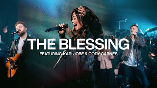 Gambar cover The Blessing with Kari Jobe & Cody Carnes | Live From Elevation Ballantyne | Elevation Worship