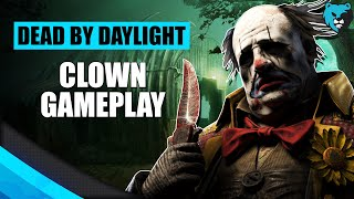 Playing The Clown in DBD | Dead by Daylight Clown Killer Gameplay