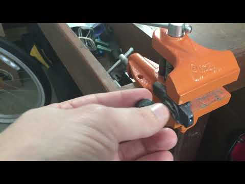 Remove security tag from clothing EASY