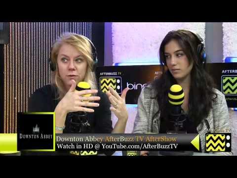 "Downton Abbey After Show Season 3 ""Episode 4"" | AfterBuzz TV"
