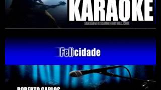 Karaokê Roberto Carlos O Show Já Terminou
