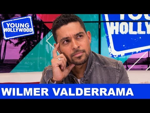 Wilmer Valderrama Performs Dramatic Fez Quotes From That '70s Show!
