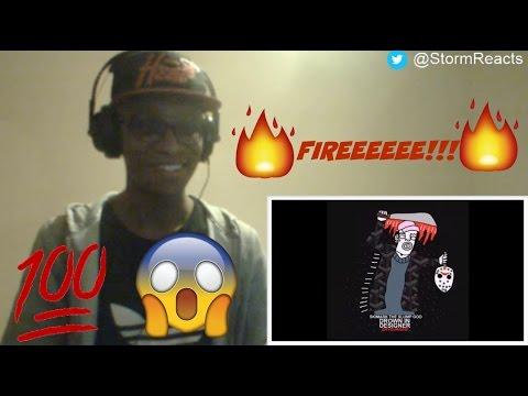 SKI MASK THE SLUMP GOD x DENZEL CURRY x CRAIG XEN - Unmask [Prod By CaptainCrunch DJ Patt]- REACTION