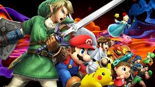 Dark World: Overworld / Dungeon (Zelda) - Extended - Super Smash Bros 3DS & Wii U Musik