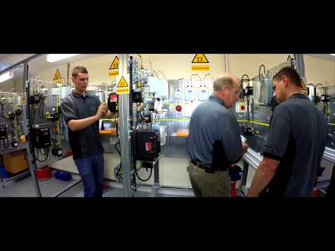 Cenelec Standards Inspections 2015 - Training Centre