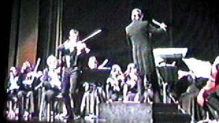 Life With Lewis Dalvit: Lewis Conducts Eugene Fodor: Beethoven Violin Concerto-3rd Movement Thumbnail