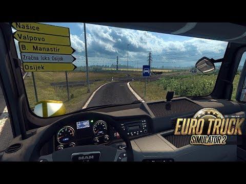 VOZIMO ZA OSIJEK - Kamionom preko Europe Ep24