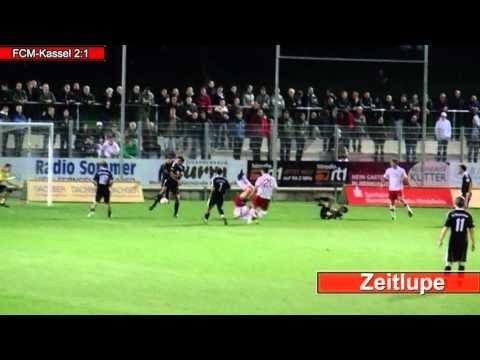 FC Memmingen - KSV Hessen Kassel 8.Spieltag Regionalliga Süd