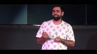 Ups and Downs of Life | Rishabh Rana | TEDxRGPV