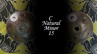 C Natural Minor 15 / Handpan Atom