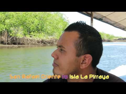 Isla La Pirraya, dpto. de Usulutan, El Salvador