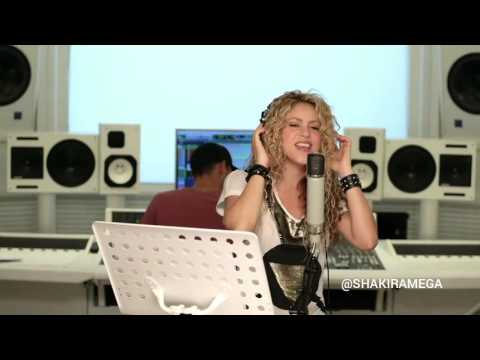 Shakira - Try Everything from 'Zootopia' (Behind the scenes)