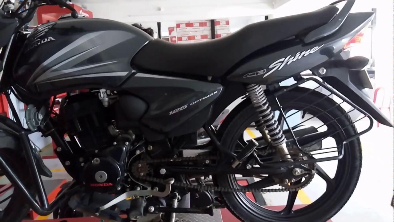 honda shine cb  engine oil honda  ma change oil  km    engine oil