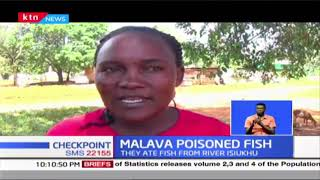 Malava Poisoned Fish: 4 Children hospitalized in Kakamega County after eating fish from local River