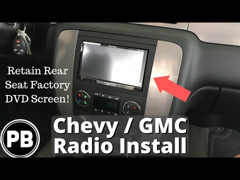 2007 chevy avalanche custom stereo system how to save. Black Bedroom Furniture Sets. Home Design Ideas
