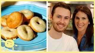 Meg | Baked Banana Donuts