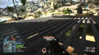 Britney Beers BF4 Hainan Levolution extreme frame drop