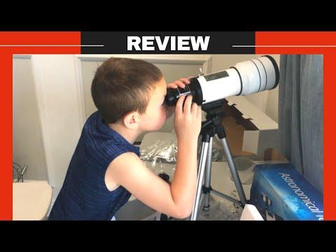 ToyerBee Telescope f30070m Review, Toyerbee Telescope 70mm Aperture 300mm Refractor Telescope Review