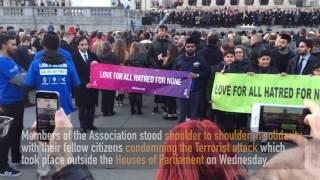 MKA News Ahmadiyya Muslim Youth Condemn Parliament Terror Attack