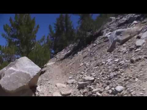 Fish Creek Trail To Mineshaft Saddle San Gorgonio Wilderness