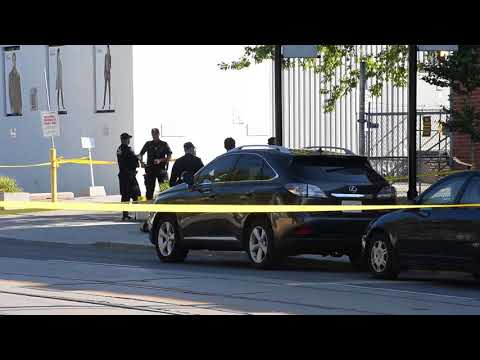 Raw: Police investigate fatal shooting at Muzik nightclub