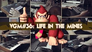 VGM #36: Life in the Mines (Donkey Kong Country)