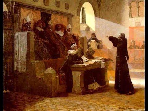 Inquisition et chasse aux sorcières-Marion Sigaut - Radio Maria1