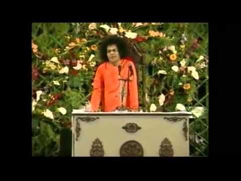 #SaiBabaspeech Sri Sathya Sai Baba - Speech 1994