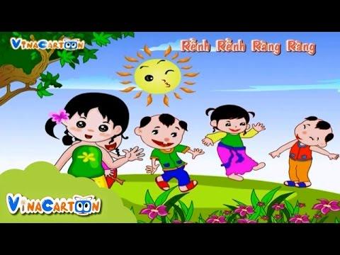 Tuyển Tập Đồng Dao Cho Bé
