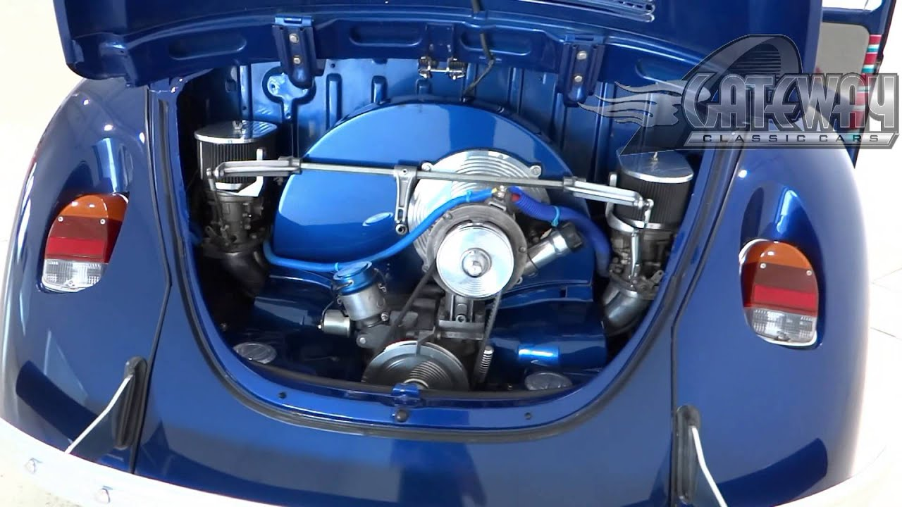 1970 Volkswagen Beetle - YouTube