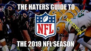 The Haters Guide to the 2019 NFL Season: NFC Edition