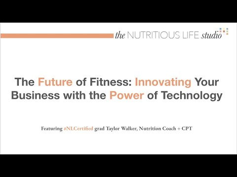The Future of Fitness: Innovating Your Business with the Power of Technology