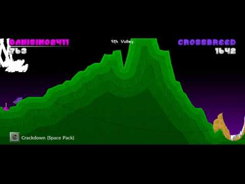 Pocket Tanks Deluxe Android - Epic Battle