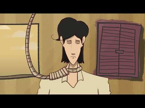 'Falling in Love' - 2016 Student Animated Short Film